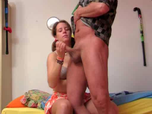 big hangers blowjob nude